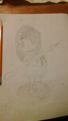 I drew this !