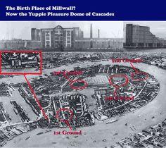 Origins of Millwall FC