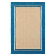 Oriental Weavers Cayman Indoor/Outdoor Area Rug - Blue - C5594B056100ST