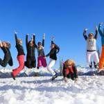Lady-Skiwoche im Großarltal in Ski amadé, Piste, Party, Sonnenskilauf, Palmen, Zelt, Salzburg Apres Ski, Lady, Skiing, Ski