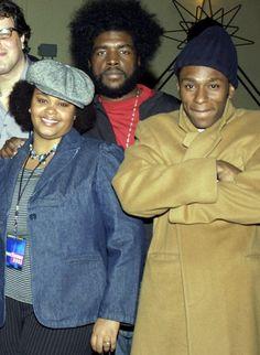 Jill Scott, Questlove and Mos Def