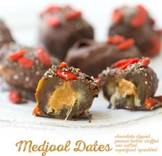The Yummiest Thing You Can Do with a Medjool Date. Recipe + video how to.