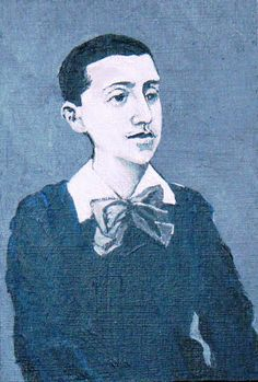 Nadar's Marcel at 16.    A complete gallery of the characters from Marcel Proust's À la recherche du temps perdu  would include more of th...