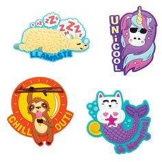 Trendy magnets for your life! Shop GEDDES for hundreds of fun and affordable school supplies and toys like our Hip 'n' Now Locker Magnet. Locker Supplies, School Supplies, Locker Magnets, Majestic Unicorn, Mermaid Kisses, Pencil Pouch, Lockers, Patches, Glitter