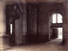 John Moran, Vestibule of Independence Hall [500 Chestnut St.] 1869