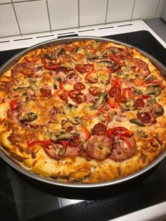 Cookbook Recipes, Cooking Recipes, Food Tasting, Fun Cooking, Greek Recipes, Hawaiian Pizza, International Recipes, Paella, Allrecipes