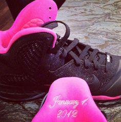 lebron 9 savannah brinson Nike LeBron 9 Engagement PE. Running  SneakersRunning ...