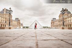 Paris Engagement Photographer | PIERRE | Engagement pictures in Paris France