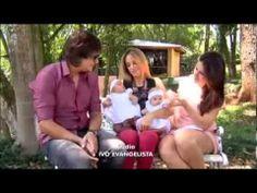 programa da tarde Natália Guimarães apresenta as gêmeas Maya e Kiara 04 12 2013 mircmirc