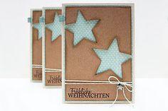 star card mit vorlage