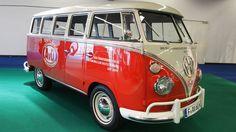 1962 Volkswagen Bus T1 1.2l 34 PS 95 kmh -  Exterior and Interior Walkar...