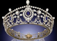 Aestheticus Rex: Royal Tiara On The Block At Sotheby's