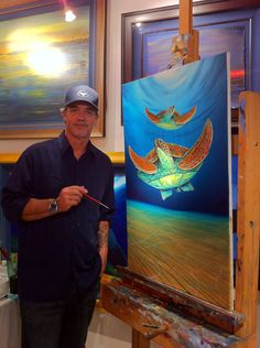 Wyland - Art and Paintings by Artists Wyland, James Coleman, Rodel ...