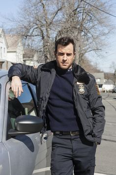 B The Leftovers Hbo, Police, Hot Cops, Justin Theroux, Men In Uniform, Man Photo, Celebs, Celebrities, Beautiful People