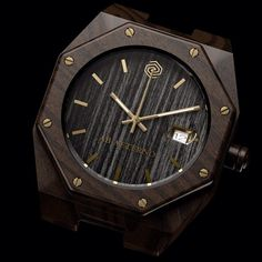 Discover the unique & econfashionable Wooden Watches by AB AETERNO at WWW.FINAEST.COM |#abaeterno #watches #fashion #finaest #madeinitaly #wood #woodenwatches #gift #original #style