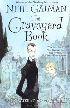 If you love Spirited Away, try The Graveyard Book by Neil Gaiman. If you love Spirited Away, try The Graveyard Book by Neil Gaiman. Books You Should Read, I Love Books, Great Books, Books To Read, My Books, Neil Gaiman, Chris Riddell, The Graveyard Book, Mo S