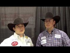 NFR12 Round 1 Winners Kaleb Driggers and Jade Corkill | Part 2