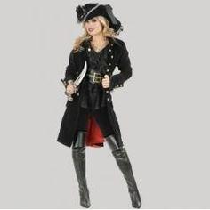 Best Female Pirate Costumes