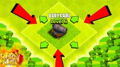 THE LEGEND OF BABY CARL RETURNS!?! - (Clash of Clans 2017) clash of clans comedy