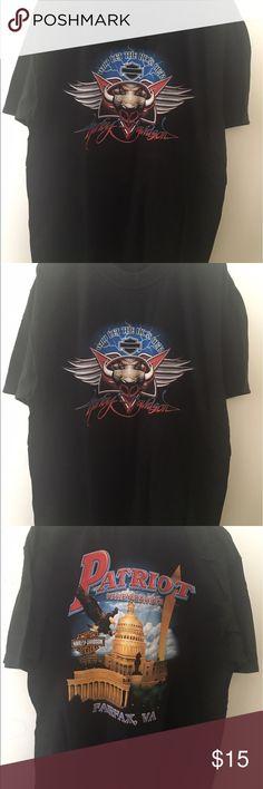 Harley Davidson Fairfax, VA Mens Black T-shirt Harley Davidson Fairfax, VA Mens Black Short Sleeve T-shirt Harley-Davidson Shirts Tees - Short Sleeve