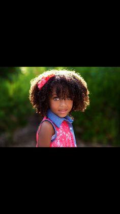 Cute Afro