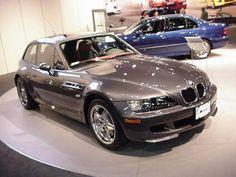 LA Int'l Car Show 2000 M Coupe on Display
