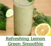Lemon Smoothie Recipes and Nutrition - Incredible Smoothies