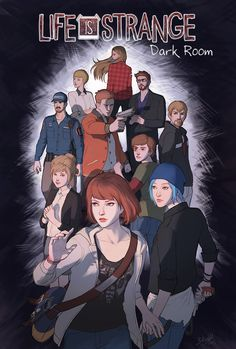 Life is Strange http://butsaba.tumblr.com/post/127173454389/dark-room