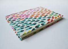notebook of fabric by moniquilla - www.moniquilla.com