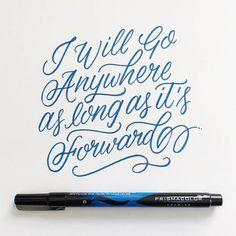 By @winkandwonder #handmadefont #lettering #letters