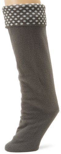Betsey Johnson Women's Dot Knee Length Welly Sock Betsey Johnson. $22.00. 100% polyester. 100% Polyester. Fashion item. Made in China. Hand Wash