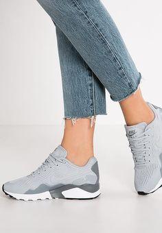 Nike Sportswear AIR PEGASUS 92/16 - Tenisówki i Trampki - wolf grey/cool grey/white/black - Zalando.pl