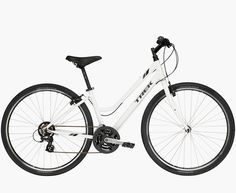 Verve is the versatile, easy-riding hybrid bike that will carry you wherever you want to go. It's a light, fun, comfortable companion mile after mile.