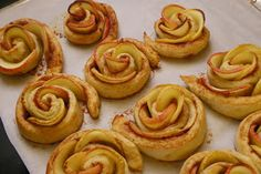 Having Fun in the Kitchen!: Apple Roses