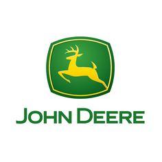john deere - logos, logotypes, and symbols