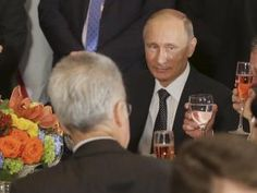 Putin once casually said over dinner that he could destroy America in a half-hour (or less)