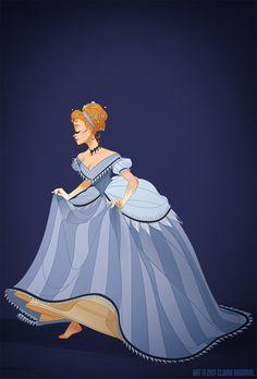 Cinderella, Cinderella