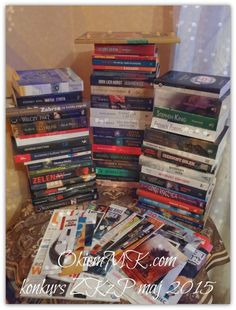 Zgarnij książkę z półki – maj 2015