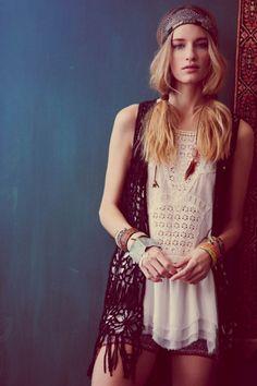Hippie Chic  www.fashiondiva-parisnyc.com #thefashiondiva #fashiondivaparisnyc