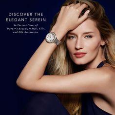 Michele Serein Watch at Bay Hill Jewelers - www.bayhilljewelers.com