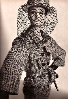 Lanvin Castillo ♥ Vogue September 1962