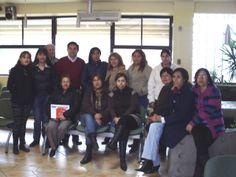 Grupo de participantes CEDIMED en Copiapo
