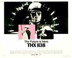 George Lucas x THX 1138