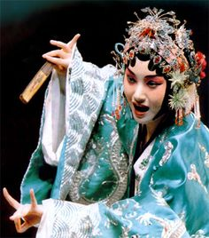 Kunqu Opera. The Peony Pavilion.