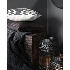Get the look with us! Get The Look, Cube, Ottoman, Cushions, Autumn, Chair, Inspiration, Furniture, Home Decor