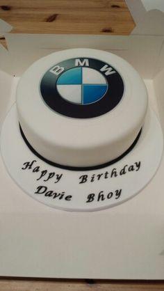 Simple 2-D BMW symbol