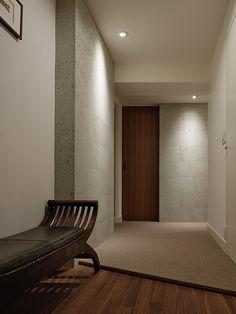 Old Apartments, Downlights, Retail Design, Lighting Design, Facade, Minimalism, Sweet Home, Entryway, Interior