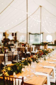 farm to table wedding - photo by Pat Furey http://ruffledblog.com/farm-to-table-upstate-ny-wedding