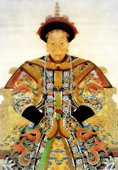Empress Xiaodingjing (Chinese: 孝定景皇后), better known as the Empress Dowager Longyu (Chinese: 隆裕皇后), (given name: Jingfen 靜芬 [1]). She also had the nickname Xizi (喜子).[citation needed] Empress Xiaodingjing was the Qing Dynasty Empress Consort of the Guangxu Emperor who ruled China from 1875 to 1908. She is best remembered for signing the abdication on behalf of the child Emperor Puyi, in 1912, ending imperial rule in China.