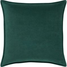 "Monroe Peacock 18"" Pillow in Decorative Pillows 